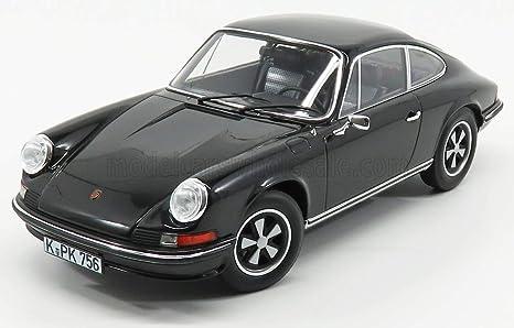 Norev 187631 Porsche 911 S 1973  Black