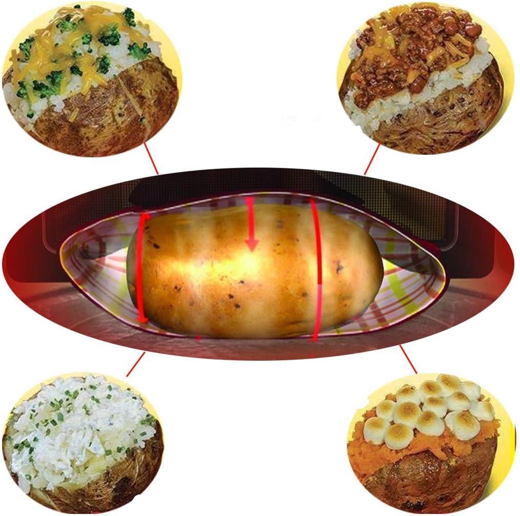KAIMENG Bolsa de Cocina para microondas, Bolsa Expresa De Patata ...