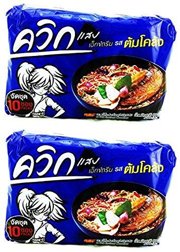 2-packages-tom-klong-flavour-instant-noodles-net-wt-60-g-x-10-thai-best-seller