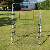 Strong Camel Multi-Sport Rebounder Pitch Back Training Screen 48'' x 68''