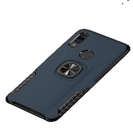 Amazon.com: Funda para XiaoMi RedMi Note 7, Silicona PC de ...