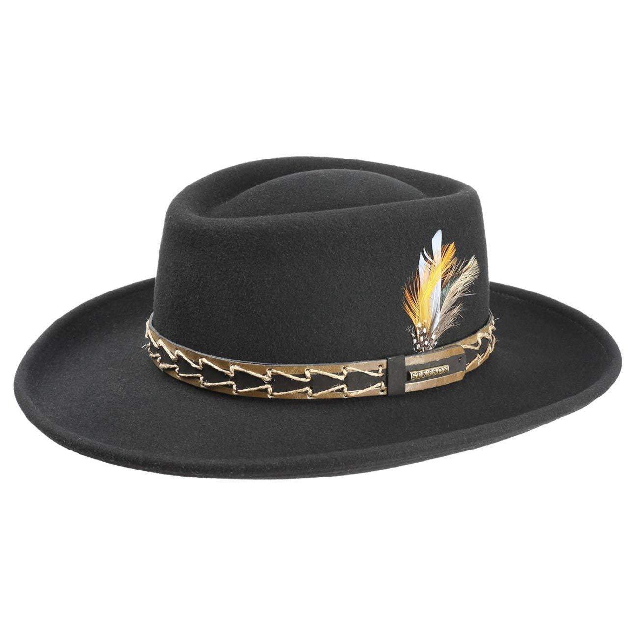 Stetson Vallejo VitaFelt Western Hat men´s wool felt hats