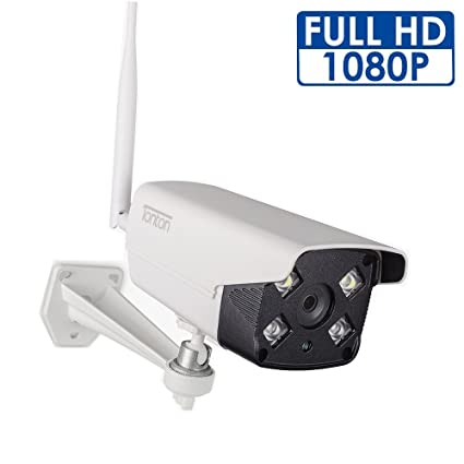 Humor Ip Camera Outdoor Wifi Camera Ip 1080p 2mp Waterproof Cctv Camera System Wireless Video Surveillance Camera Home Security Cam Surveillance Cameras Video Surveillance