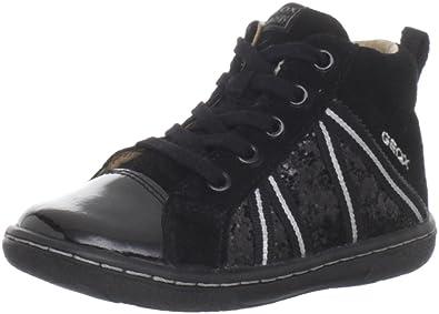 Geox Toddler B Flick Girl F Black Baby Shoe B2434F022Ewc9999 6 UK Toddler 85011b3478e