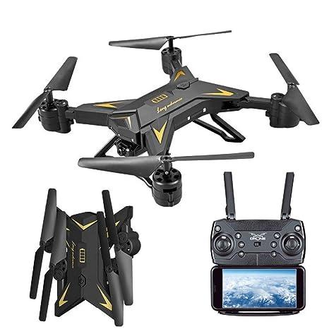 Drone Helicóptero Ky601s RC con La Cámara HD 1080P WiFi FPV Selfie ...