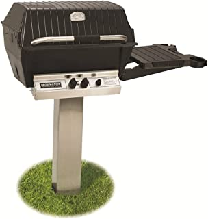 product image for Broilmaster P3 Grill Package 6 with Stainless In-Ground Post