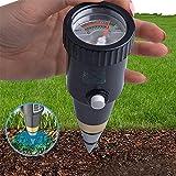 Moisture Meter 2 In 1 Soil Tester Plant Moisture Sensor Meter/Ph Tester For Home, Garden, Lawn, Farm, Indoor & Outdoor Use
