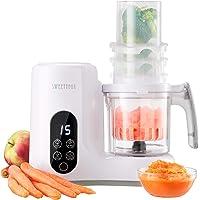 Babycook Robot de Cocina Multifuncion 6-en-1 para Bebé