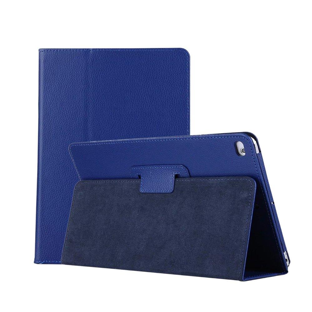 vangoog Case For Ipad Pro 9.7 – スリム折りたたみカバーケースfor Apple iPad Pro 9.7 inch 2016 Release Tablet with Auto Wake / Sleep、 iPad Pro 9.7 inch B06XYTTB9V iPad Pro 9.7 inch|ネイビーブルー ネイビーブルー iPad Pro 9.7 inch