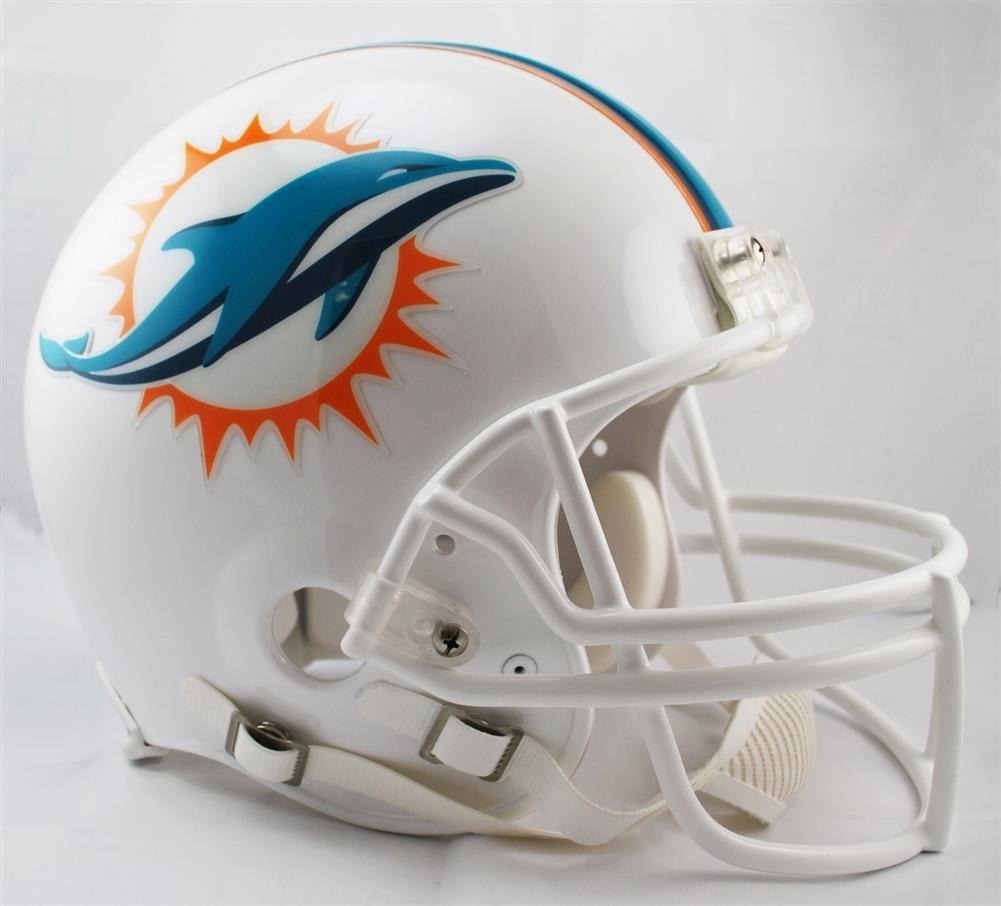 Riddell NFL Miami Dolphins VSR4 Authentic Helmet