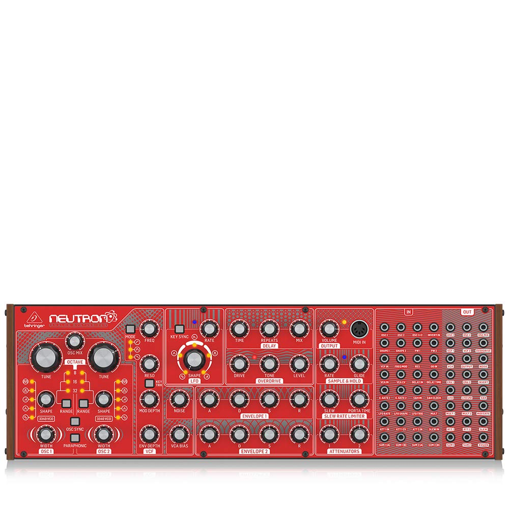 Behringer Synthesizer (NEUTRON/BEH) by Behringer