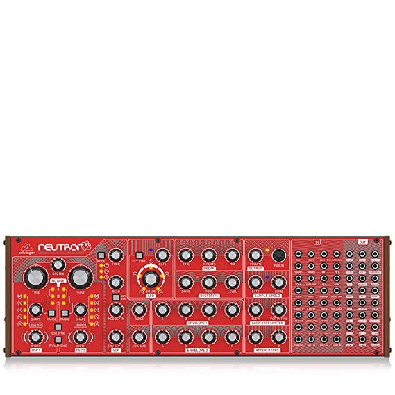Amazon.com: Behringer Synthesizer (Neutron): Musical Instruments