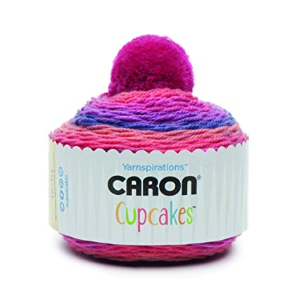 1317299bdcd Amazon.com  Caron Cupcakes (Sweet Berries)