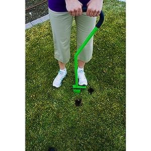 Yard Butler G-PLUG Green Lawn Plugger