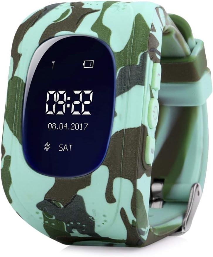 DAM. DMW007C8130. Smartwatch GPS Especial para Niños Q50, Función ...