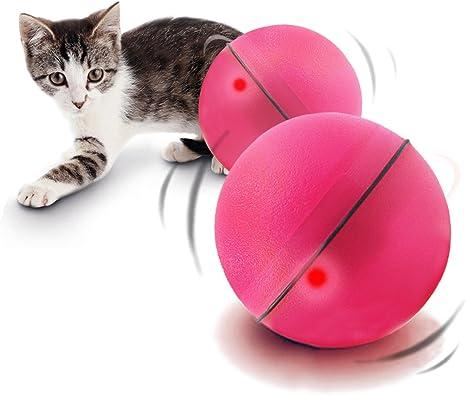 YOGADOG Interactivo Gato Juguetes, electrónico automático ...