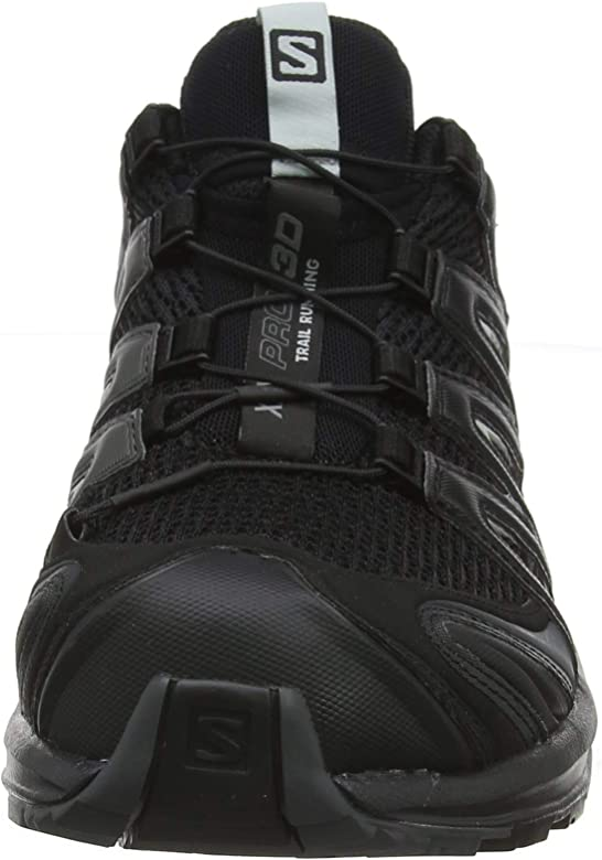 Salomon XA Pro 3D Wide Zapatillas de Trail Running Black: Amazon.es: Zapatos y complementos