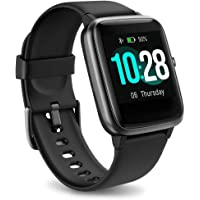 Fitness Tracker Watch with Heart Rate & Sleep Monitor, Waterproof Activity Tracker Smart Wristband Watch, Step Calorie…