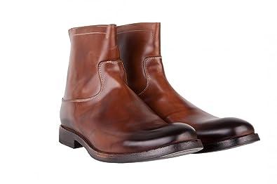 1750d329e431c SHOTO Schuh Herren Stiefel cognac aus Pferdeleder - 41: Amazon.de ...