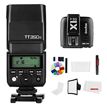 Godox Mini Speedlite TT350O - Flash para cámara réflex Digital ...