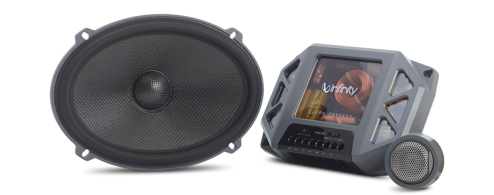 Infinity Perfect 900 6'' x 9'' 2-Way Car Audio Component Speakers