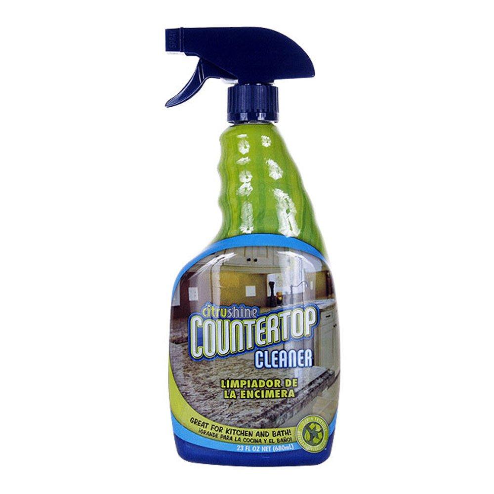 Amazon.com: Bryson Granite And Countertop Cleaner   Streak Free Multi  Surface Spray   Citrus Scent (23 Oz): Home U0026 Kitchen
