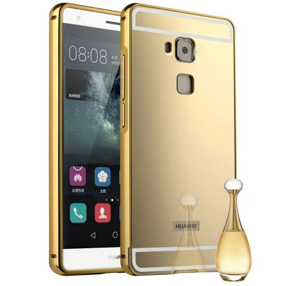 Amazon.com: Mirror Case For Huawei G8, [5.5