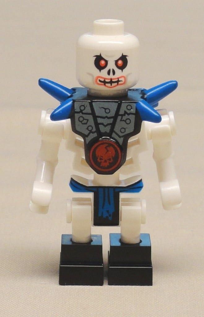 DEAL OF THE DAY!!! DO NOT MISS OUT!NEW Lego KRAZI NINJAGO Minifig BRAND NEW Skeleton ninja guy 2116