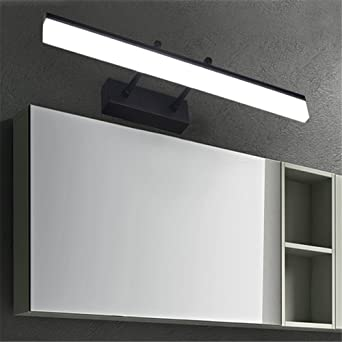 Spiegel vordere LED-Lampe Badezimmer Badezimmer ...