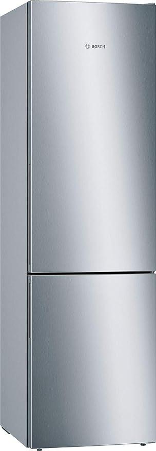 Bosch Serie 4 KGE396I4A nevera y congelador Independiente Acero ...