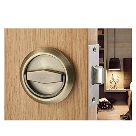 Tremendous Amazon Com Hidden Door Locks Stainless Steel Handle Kitchen Complete Home Design Collection Epsylindsey Bellcom