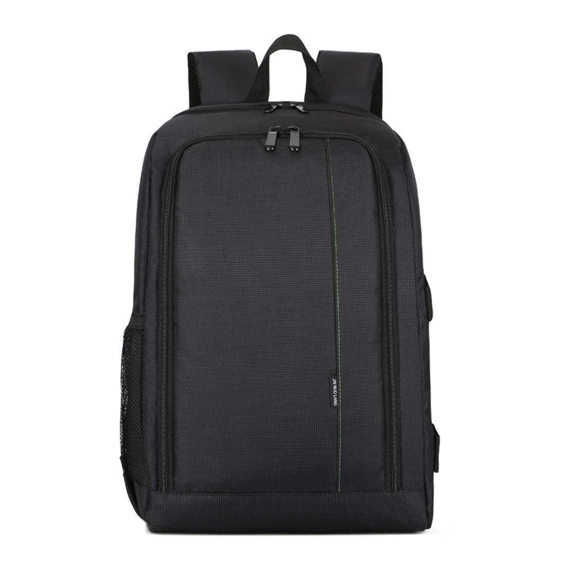 SLRのカメラの袋の肩の屋外の写真袋専門の防水ウェアラブルの袋、レンズおよび付属品 KAKACITY (色 : オレンジ) B07S9VW4LY