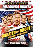 Talladega Nights: The Ballad of Ricky Bobby (Unrated Widescreen Edition) / Les nuits de Talladega: La ballade de Ricky Bobby (L'intégrale non censurée) (Bilingual)