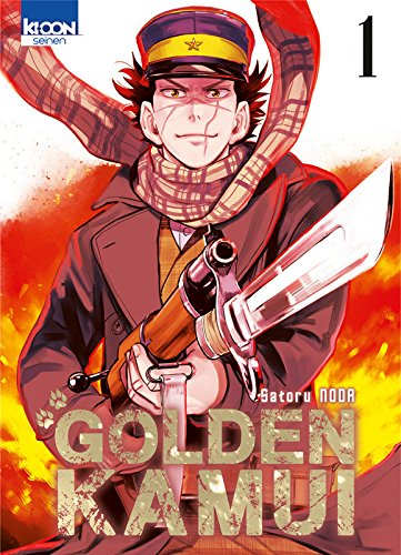 Golden Kamui. 01