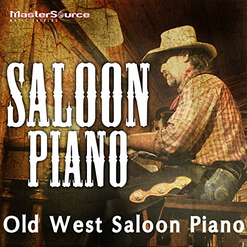Saloon Piano: Old West Honky Tonk ()