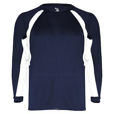 Badger 2154 B-Core Youth Hook Long Sleeve T-Shirt