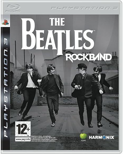 The Beatles Rock Band (PS3) [Importación inglesa]: Amazon.es: Videojuegos