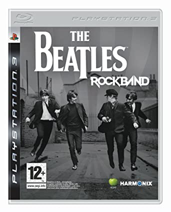 The Beatles Rock Band (PS3): Amazon co uk: PC & Video Games