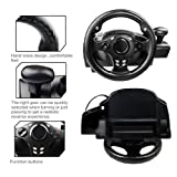PinPle Game Steering Wheel Dual-Motor Sport