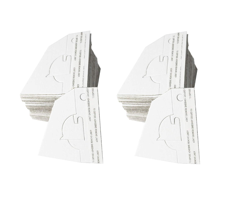 1 1//2 W x 5 1//2 D x Piece 2-Pack Ekena Millwork BKTM01X05X08SDI-CASE-2 1 W x 5 1//2 D x 8 H Diane Wrought Iron Bracket, Single Center Brace