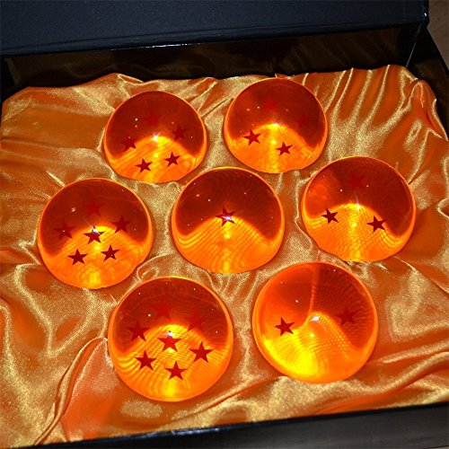 Agile Shop Large Crystal Glass Dragonball