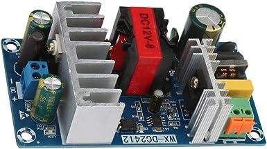 WX-DC2412 Scheda di Alimentazione a Commutazione Modulo Circuito AC 90~265V a DC12V 8-11A