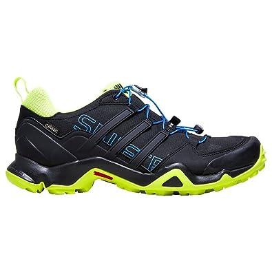 8fccb71d5 adidas Terrex Swift R GTX Trail Walking Shoes - AW16-12 Black ...