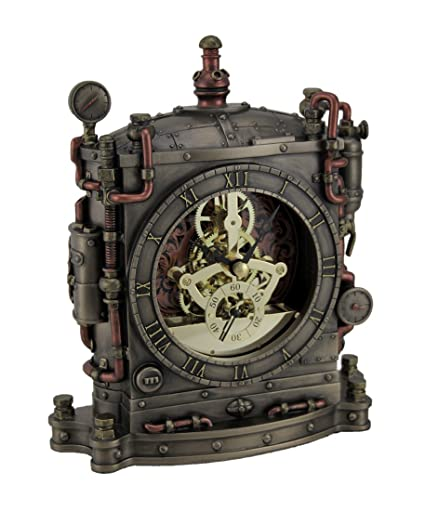 Steampunk mantel