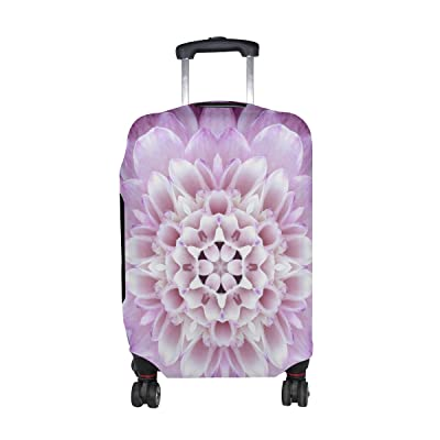 GIOVANIOR Bright Flower Luggage Cover Suitcase Protector Carry On Covers new