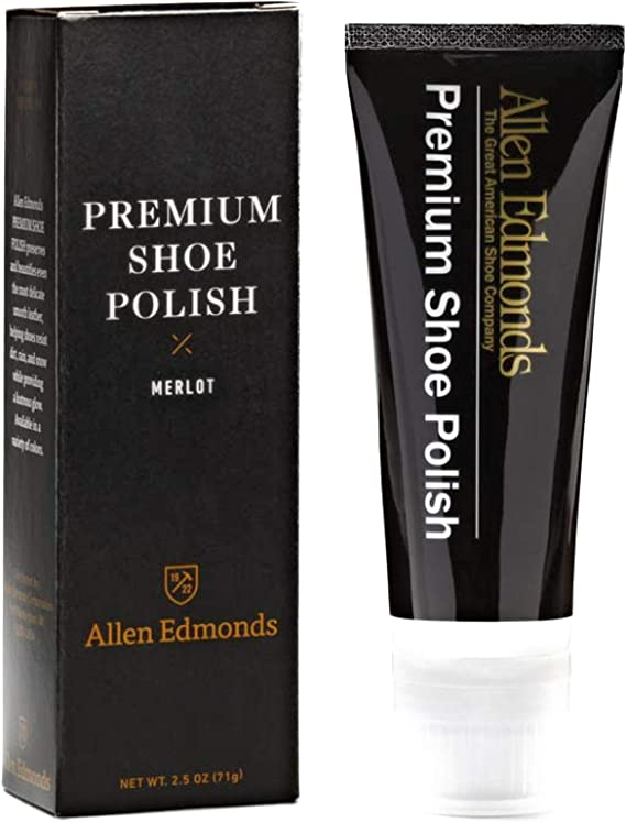 Allen Edmonds Men's Premium Shoe Polish