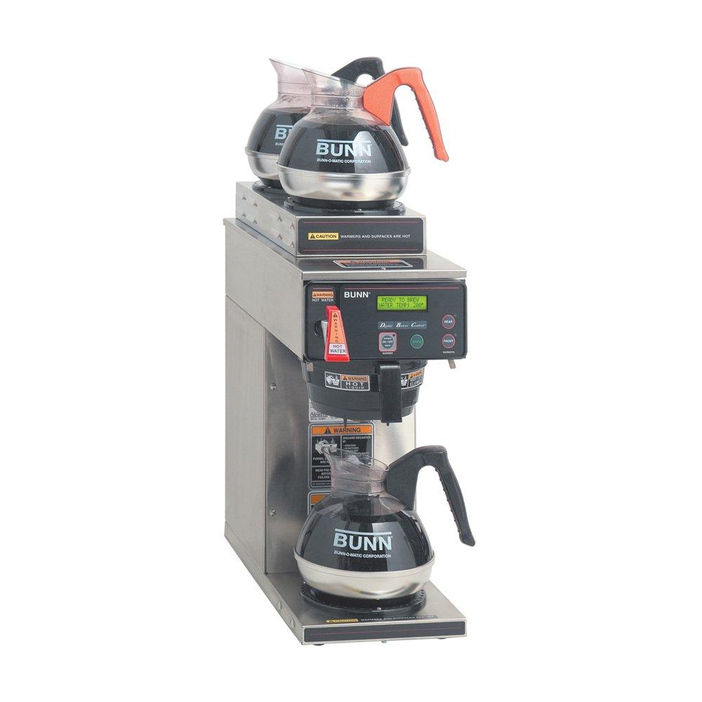 Bunn 38700.0008 Axiom-DV-3 Dual Voltage Coffee Brewer (120V Standard)