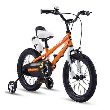 LJJL Bicicleta De Bicicleta para Niños De Freestyle para Niños De ...