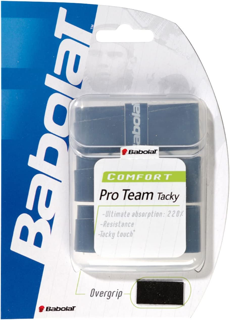 Details about  /Babolat Pro Tacky Overgrip X3 Tennis Badminton Squash