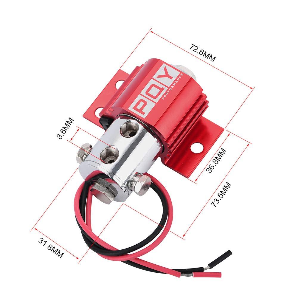 PQY Front Brake Line Lock Kit Heavy Duty Type Roll Control Hill Holder Kit
